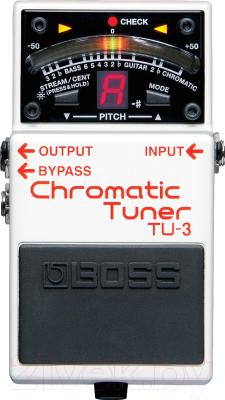 Тюнер Boss TU-3