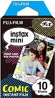 Фотопленка Fujifilm Instax Mini Comic (10шт) -