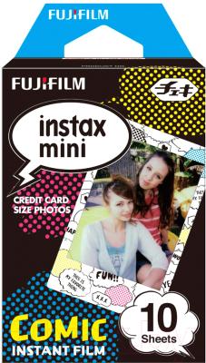 Фотопленка Fujifilm Instax Mini Comic (10шт)