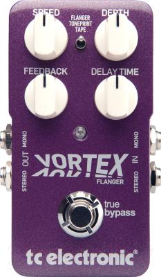 Педаль электрогитарная TC Electronic Vortex Flanger
