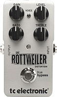 Педаль электрогитарная TC Electronic Rottweiler Distortion -