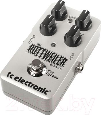 Педаль электрогитарная TC Electronic Rottweiler Distortion