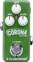 Педаль электрогитарная TC Electronic Corona Mini Chorus -