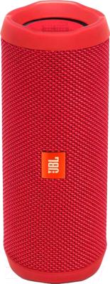 Портативная колонка JBL Flip 4 (красный)