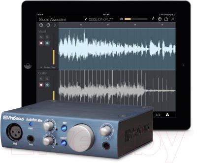 Аудиоинтерфейс PreSonus AudioBox iONE