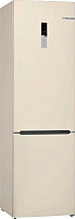 Холодильник с морозильником Bosch KGE39XK2AR -