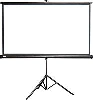 Проекционный экран Classic Solution Crux 242x142 (T 235x132/9 MW-S0/B) -