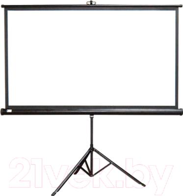 Проекционный экран Classic Solution Crux 242x142 (T 235x132/9 MW-S0/B)