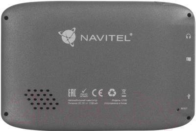 GPS навигатор Navitel G500 (+ Navitel СНГ/Прибалтика)