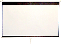 Проекционный экран Classic Solution Norma 220x220 (W 213x213/1 MW-S0/W) -
