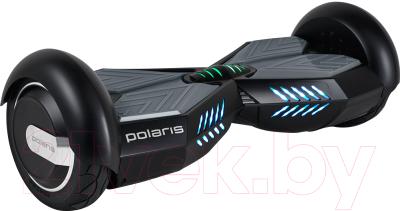 Гироскутер Polaris PBS 0806L (черный/серый)