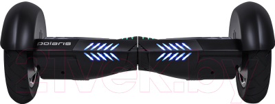 Гироскутер Polaris PBS 1007L (черный/серый)