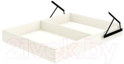 Ящик под кровать Мебель-Неман Марсель 126-07 (крем/дуб кантри)