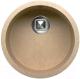 Мойка кухонная Tolero R-104 (бежевый) -