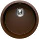 Мойка кухонная Tolero R-104 (коричневый) -