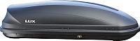 Автобокс Lux Viking 460L 844130 (черный матовый) -