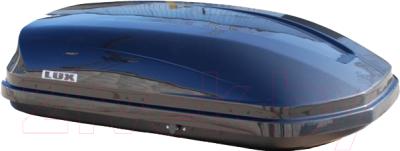 Автобокс Lux Viking 460L 844147 (черный металлик)