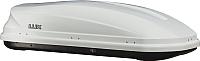 Автобокс Lux Viking 460L 844178 (белый глянец) -