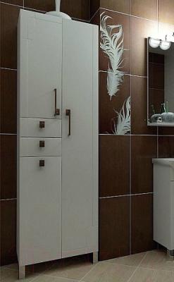 Шкаф-пенал для ванной Triton Диана 60 L (002.11.0600.202.01.01 L)