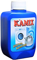 Средство от накипи для стиральной машины Kamix Концентрат (125мл) -