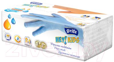 Бумажные полотенца Grite Heyikids (в листах)