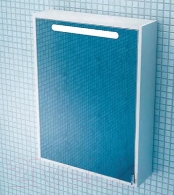 Шкаф с зеркалом для ванной Triton Диана 60 (002.42.0600.123.01.01.L)
