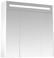 Шкаф с зеркалом для ванной Triton Диана 80 (002.42.0800.122.01.01 U) -