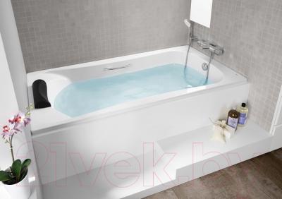 Ванна акриловая Roca BeCool 180x80 / ZRU9302782