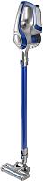 Вертикальный портативный пылесос Kitfort KT-515-2 (серо-синий) -