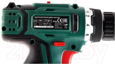 Дрель Hammer Flex ACD125LI