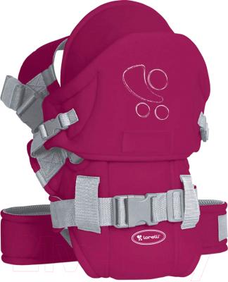 Эрго-рюкзак Lorelli Traveller Comfort Red (10010070004)
