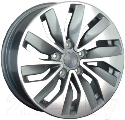 """Литой диск Replay Volkswagen VV156mg 16x6.5"""" 5x112мм DIA 57.1мм ET 42мм GMF"""