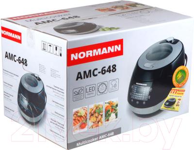 Мультиварка Normann AMC-648