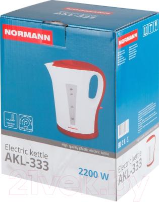 Электрочайник Normann AKL-333