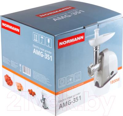 Мясорубка электрическая Normann AMG-351