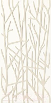 Плитка Ceramika Paradyz Adilio Bianco Struktura Tree Decor (295x595)