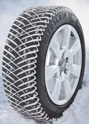 Зимняя шина Goodyear UltraGrip Ice Arctic 205/50R17 93T (шипы)