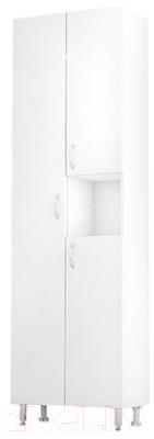 Шкаф-пенал для ванной Triton Джуно 60 (015.11.0600.103.01.01.R)