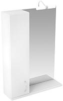 Шкаф с зеркалом для ванной Triton Джуно 60 (015.42.0600.101.03.01.L) -