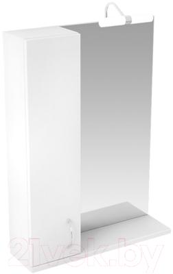 Шкаф с зеркалом для ванной Triton Джуно 60 (015.42.0600.101.03.01.L)