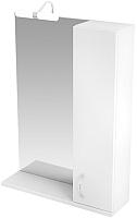 Шкаф с зеркалом для ванной Triton Джуно 80 (015.42.0800.101.03.01.R) -