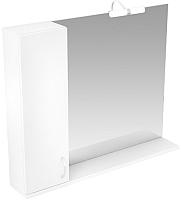 Шкаф с зеркалом для ванной Triton Джуно 100 (015.42.1000.101.03.01.L) -