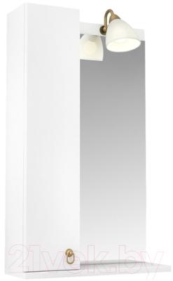 Шкаф с зеркалом для ванной Triton Реймс 50 (014.42.0500.101.03.01.L)