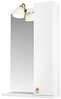 Шкаф с зеркалом для ванной Triton Реймс 55 (014.42.0550.101.03.01.R) -