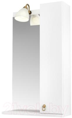 Шкаф с зеркалом для ванной Triton Реймс 55 (014.42.0550.101.03.01.R)