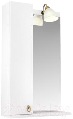 Шкаф с зеркалом для ванной Triton Реймс 60 (014.42.0600.101.03.01.L)