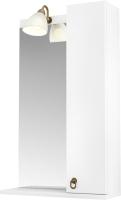 Шкаф с зеркалом для ванной Triton Реймс 60 (014.42.0600.101.03.01.R) -