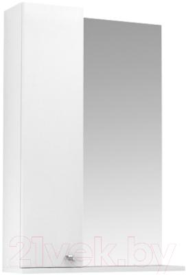 Шкаф с зеркалом для ванной Triton Локо 60 (013.42.0600.101.01.01.L)