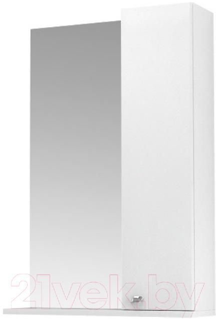 Шкаф с зеркалом для ванной Triton, Локо 60 (013.42.0600.101.01.01.R), Россия  - купить со скидкой