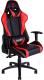 Кресло геймерское ThunderX3 TGC15-BR (красный/черный) -